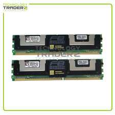 KVR667D2D8F5K2/4G Kingston 4 GB Kit (2 x 2GB) PC2-5300F Memory Kit