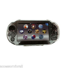 Protective Clear Crystal Hard Guard Case Cover for Sony PS Vita PSV PCH-2000