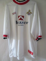 1999-2000 Doncaster Rovers Home Football Shirt Size XL /12204