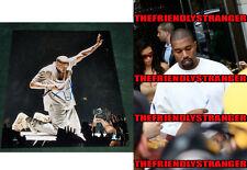 KANYE WEST signed 11X14 PHOTO - PROOF - YEEZY Famous POWER Life of Pablo COA