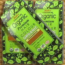 Radico Colour Me Organic Caramel bionda piante colore dei capelli caramello bionda 100g bio