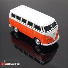 AutoDrive Volkswagen Classical Bus Car 8 GB USB Flash Drive  Memory Stick Drive