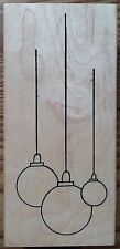 Chinese Hanging Party Lanterns Rubbermoon Rubber Stamp