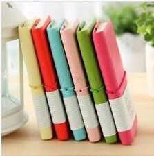 New Mini SMILEY Diary Cute Planner Notebook Nice Gift Candy Color Randomly send