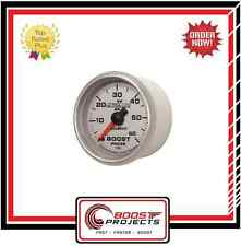 AutoMeter 0-60 PSI Ultra-Lite II Analog Boost Pressure Gauge * 4905 *