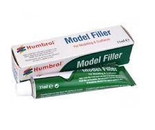 HUMBROL MODEL FILLER 31ML TUBI-sandable-per la modellazione e artigianato