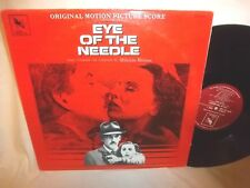 s/t EYE OF THE NEEDLE-MIKLOS ROSA-VARESE SARABANDE STV81133 NO BARCODE NM/VG+ LP