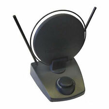 Magnavox Indoor Amplified TV Antenna 30 dB UHF VHF FM Local HDTV Channels