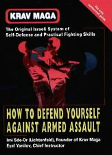 Krav Maga: How to Defend Yourself Against Armed Assault NUEVO Brossura Libro  Im