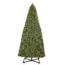 15 ft. Pre-Lit  Wesley Pine Artificial Christmas Tree x  with 2400 lights