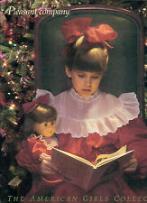 1989 RETIRED PLEASANT COMPANY CATALOG~AMERICAN GIRL SAMANTHA COVER~MOLLY~KIRSTEN