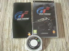 PSP GRAN TURISMO GT THE REAL DRIVING SIMULATOR USADO BUEN ESTADO