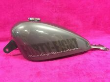 C19 Harley Sportster XL1200X 48 Forty Eight 2.1 EFI Gas Fuel Tank Charcoal Pearl