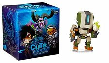 OVERWATCH CUTE BUT DEADLY BASTION BLIZZARD BLIZZCON EXCLUSIVE VINYL FIGURE