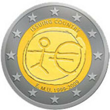 Portugal 2009 - 2 euros Comm - 10yrs del euro (unc)