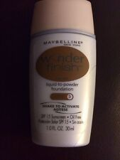 Maybelline Wonder Finish Liquid-To-Powder Foundation Dark 3 1 fl oz