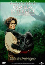 GORILLAS IN THE MIST DVD - SINGLE DISC EDITION - NEW UNOPENED - SIGOURNEY WEAVER