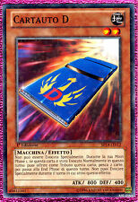 CARTAUTO D SP14-IT012 EXC Comune in Italiano YUGIOH STAR PACK