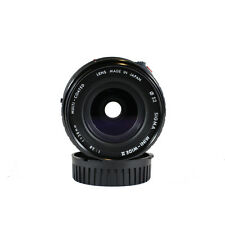 Sigma 28mm F2.8 Mini Wide II Lens for Canon FD Mount