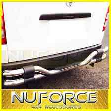 Toyota Hiace LWB ( 2005-2015) Rear Step Protector Protection  Nudge Bar