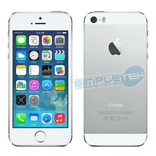 APPLE IPHONE 5S 16GB BIANCO GRADO A + ACCESSORI + GARANZIA 4 MESI