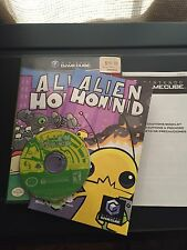 ALIEN HOMINID --- GAMECUBE Complete CIB w/ Box, Manual