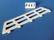 (P447) playmobil piéce vehicule grande barrière remorque
