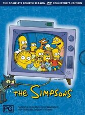 The Simpsons: Season 4 (Collector's Edition) 4 Disc DVD