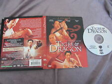 Tigre & Dragon de Ang Lee avec Chow Yun Fat et Michelle Yeoh, DVD, Kung-Fu