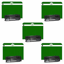 5 Cartridges for HP Laserjet P2050 P2055 P2055D P2055DN P2055X non-OEM 505X