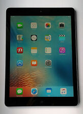 Apple iPad Air Wi-Fi 16 GB, 9,7 Zoll - Spacegrau - iOS 10.1 - WLAN - MD785FD/B