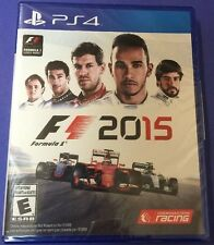 F1 2015 for Sony PlayStation 4 PS4 (Store Sealed) ***FREE SHIPPING***