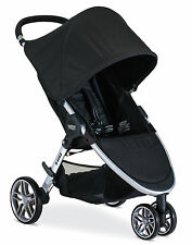 Britax 2016 B-Agile 3 Stroller in Black Brand New! Free Ground Shipping!