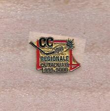1999-00 Regional League Outaouais CC Hockey Quebec Canada Official Pin Old