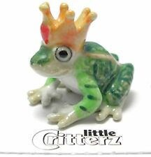 Little Critterz LC335 - Frog Prince (Buy 5 get 6th free!)