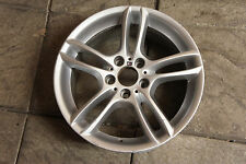 "1x Genuine BMW 1 Series 18"" 261M Rear Alloy Wheel Single 7891051 E81 E82 E87 E88"