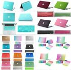 Laptop Accessories For Macbook Pro 13/15 Air 11/13 Hard Skin Case Keyboard Cover
