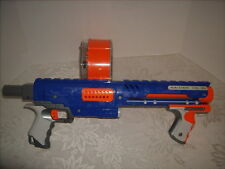 Nerf N-Strike Raider CS-35 Blaster With 35 Dart Drum - NO SHOULDER STOCK