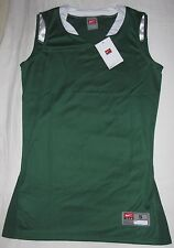NEW S Nike Team Fit-Dry Spartacus Sleeveless Training Jersey Tank Shirt Green