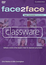 face2face classware Upper-intermediate (single classroom), , Excellent condition