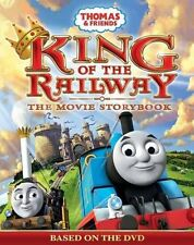 Thomas & Friends: King of the Railway- The Movie Storybook, New, W Awdry Book