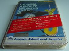 C64:  Learn About Words In Reading 2 - Grades 2-4 - Easy Reader