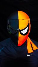 DEATHSTROKE MASK LUCHADOR COSTUME WRESTLER LUCHA LIBRE MEXICAN MASKE COSPLAY