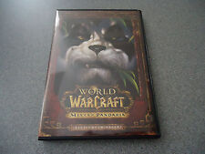 World Of Warcraft Mists of Pandaria Behind The Scenes Two-Disc Set  Used   WOW