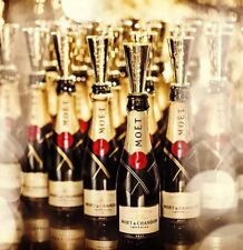 MOET & CHANDON GOLDEN SIPPER x6 FOR MINI BOTTLE OF MOET CHAMPANGE