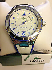 A BRAND NEW ORIGINAL LACOSTE 2000799 WATCH