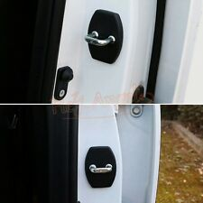 4PCS Auto Car Decor Door Lock Buckle Protector Cover For Toyota BYD SUZUKI