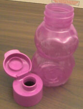 Tupperware C 170 Eco Easy 350 ml Trinkflasche Flasche Pinguin Lila Violett Neu