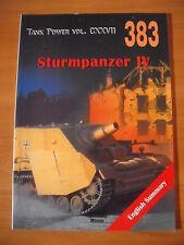 STURMPANZER IV - MILITARIA 383