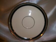 "Pickard China ""Nocturne"" Saucers"